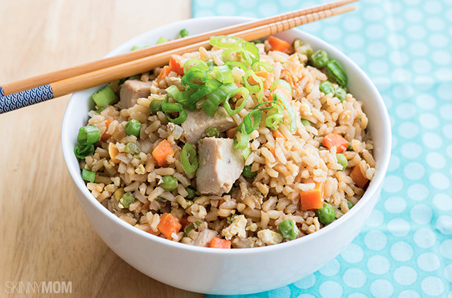 Chicken Fried Rice Calories  17 Chicken Recipes Under 300 Calories