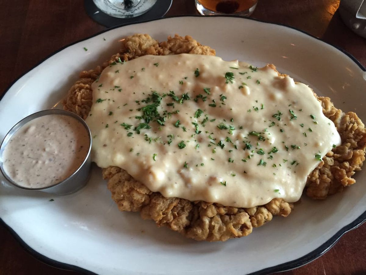 Chicken Fried Steak  14 Great Bets for Chicken Fried Steak in Austin Eater Austin