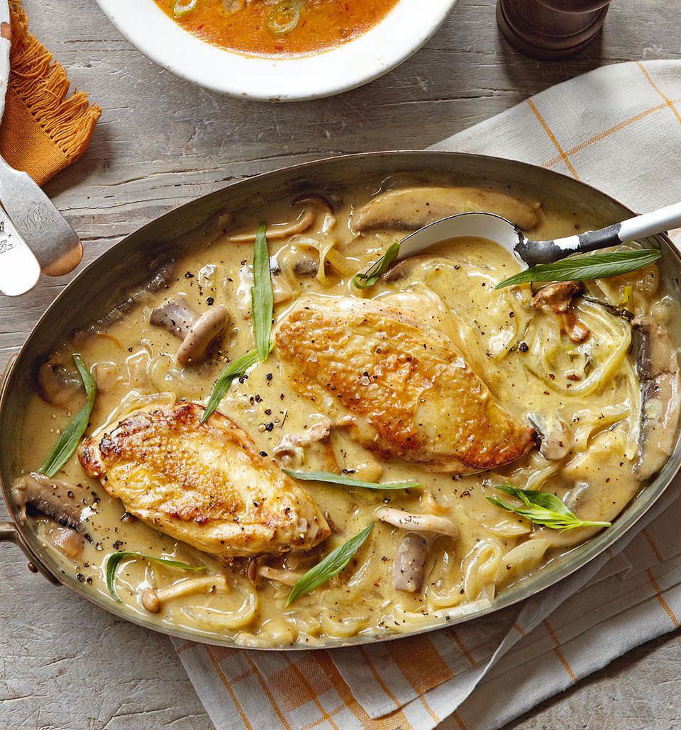Chicken Ideas For Dinner  Our favourite chicken recipes delicious magazine