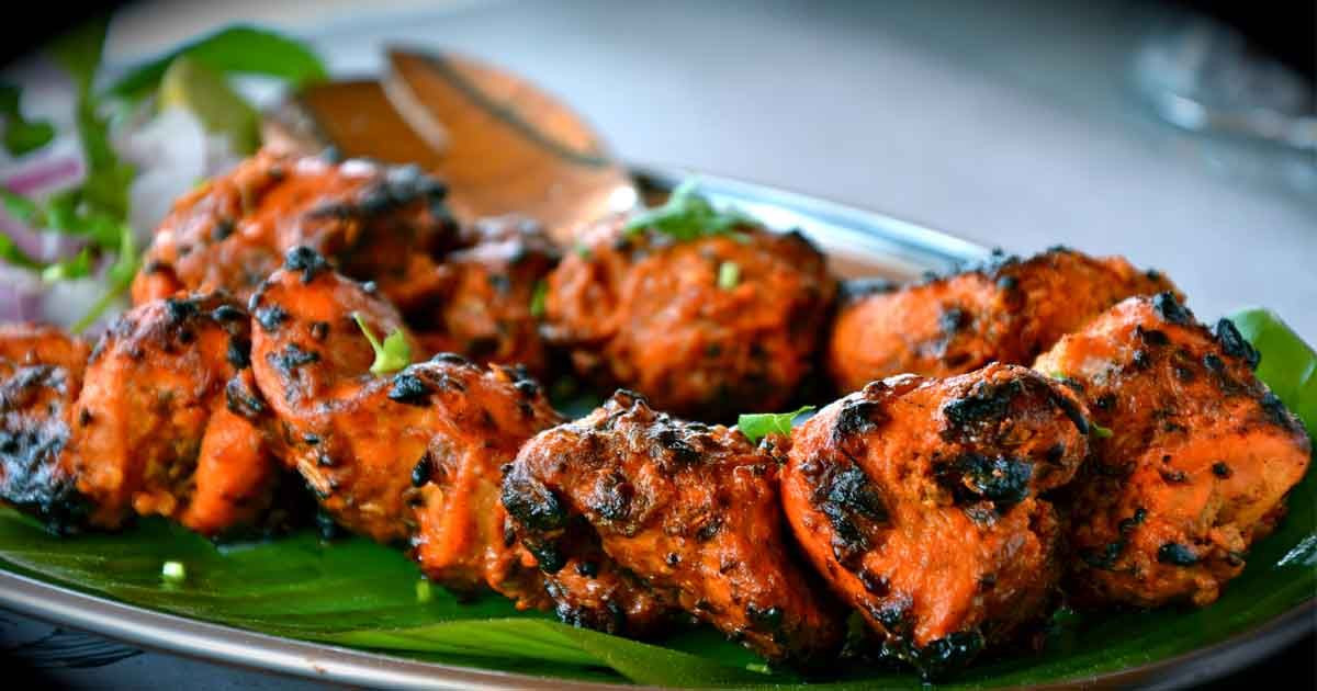 Chicken Indian Recipes  Indian Chicken Recipe Tandoori Chicken
