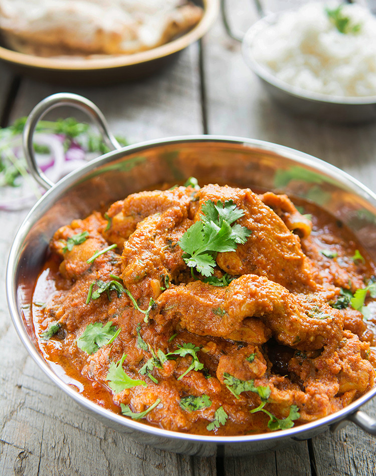 Chicken Indian Recipes  Indian Restaurant Style Chicken Masala