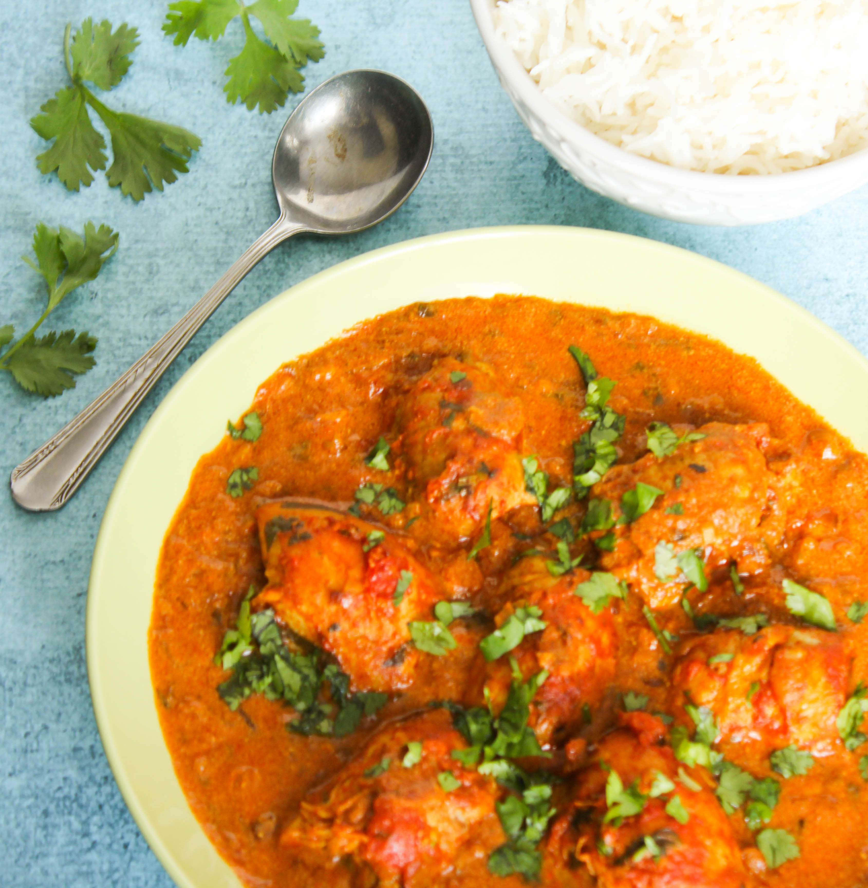 Chicken Indian Recipes  North Indian Chicken Curry Valerie s Keepers