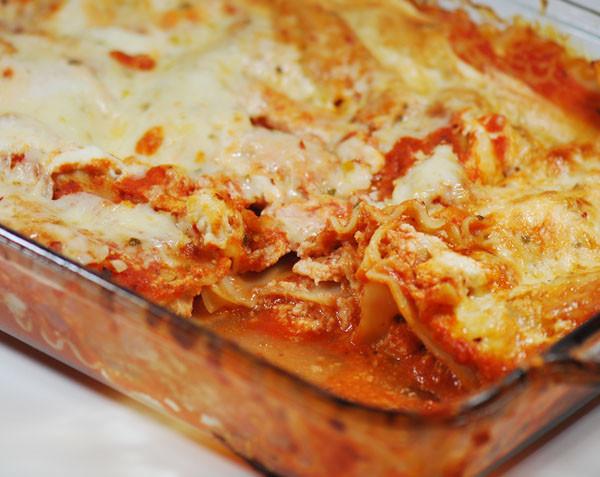 Chicken Lasagna Recipe  Weight Watchers Recipes