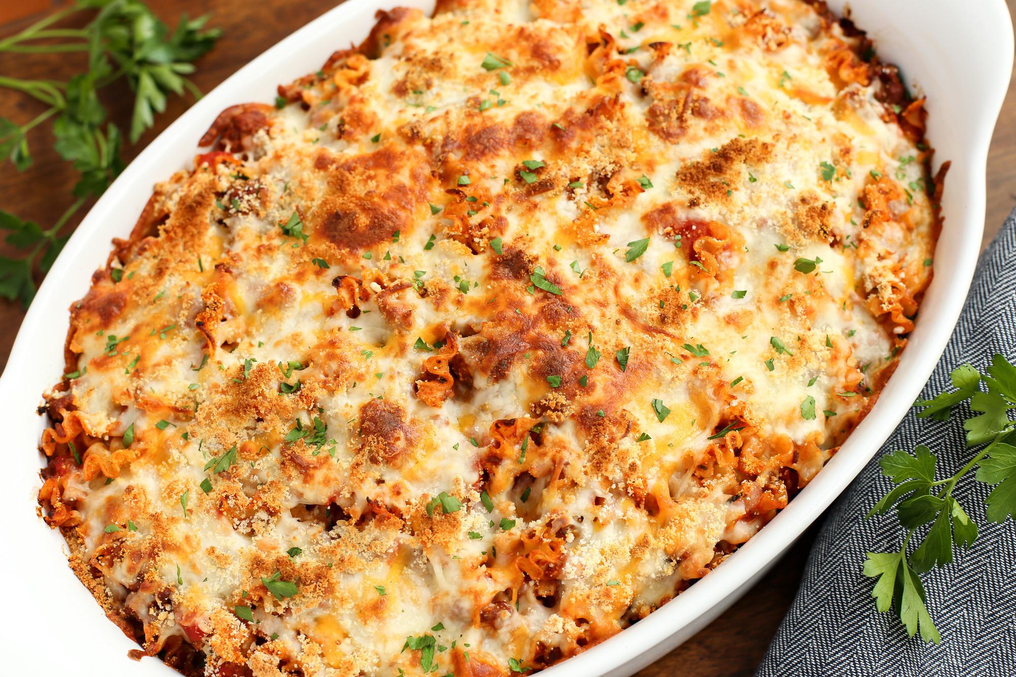 Chicken Lasagna Recipe  chicken lasagna pioneer woman