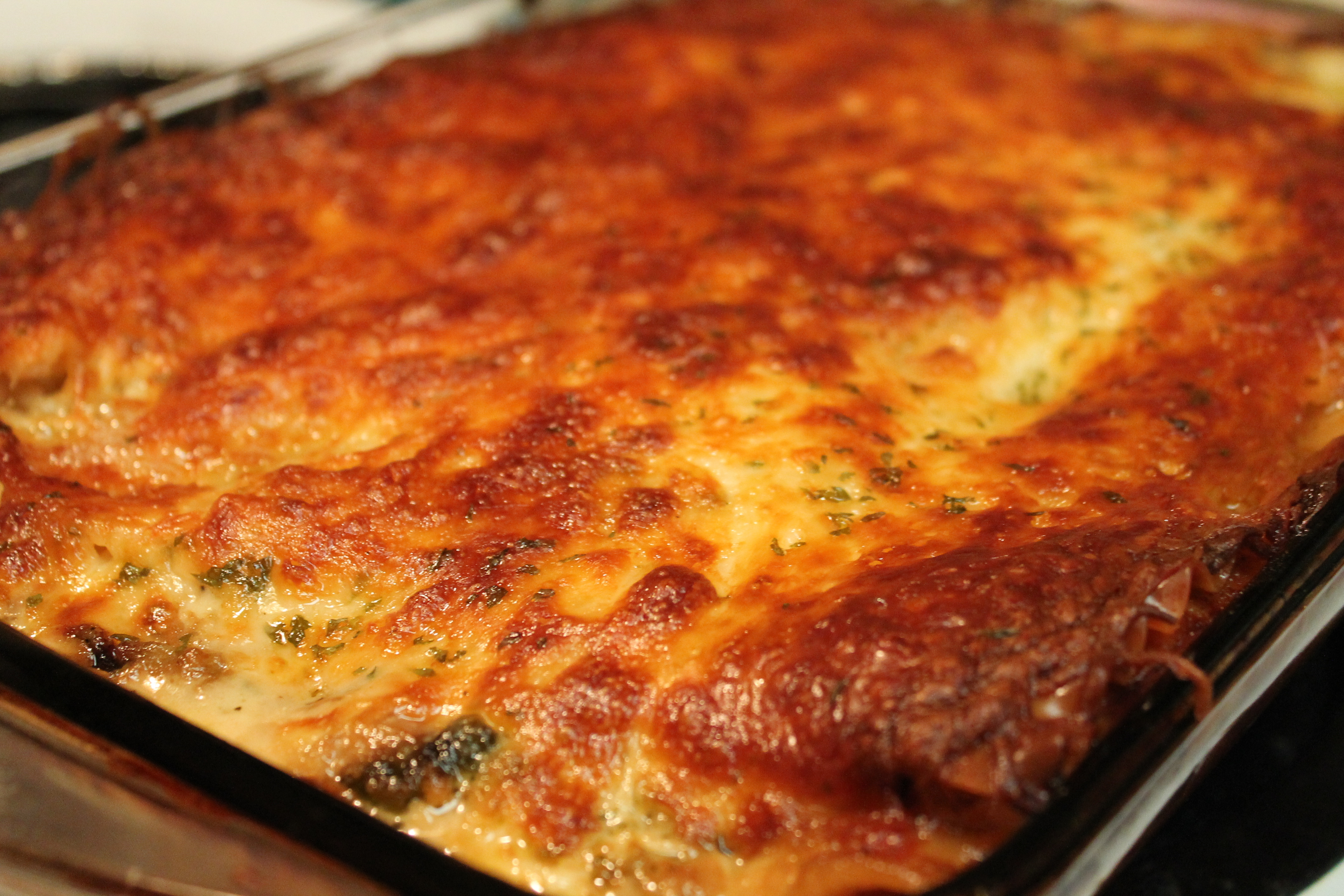 Chicken Lasagna Recipe  Chicken Lasagna Recipe