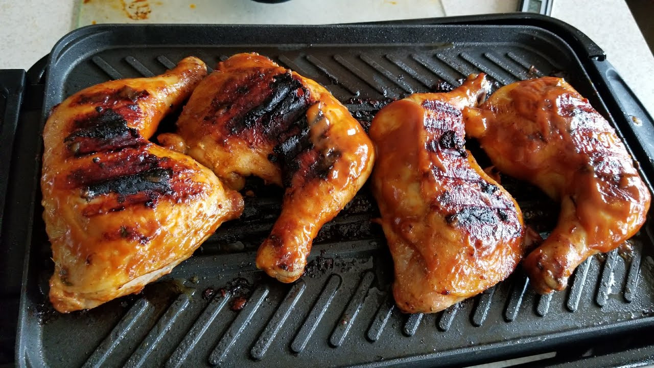 Chicken Legs On Grill  marinade for chicken leg quarters on the grill