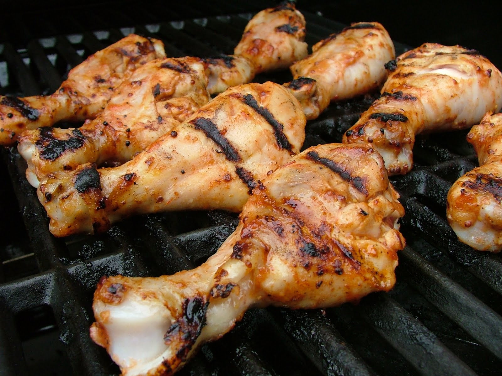 Chicken Legs On The Grill  The Cook a Palooza Experience Hickory Flavored Grilled