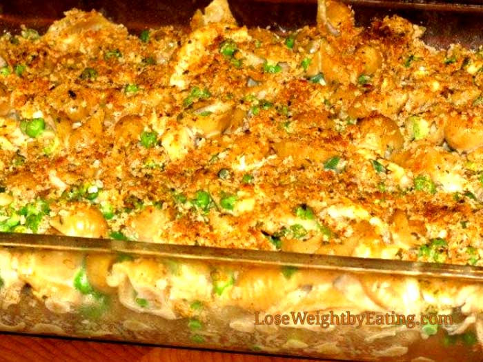 Chicken Mac And Cheese Casserole  Healthy Chicken Recipes for Dinner Your Family Will Love