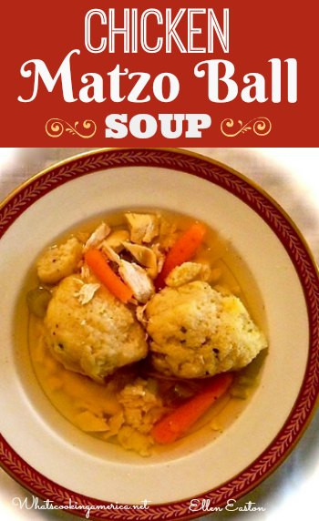 Chicken Matzo Ball Soup  Chicken Matzo Ball Soup Recipe Stovetop and Instant Pot