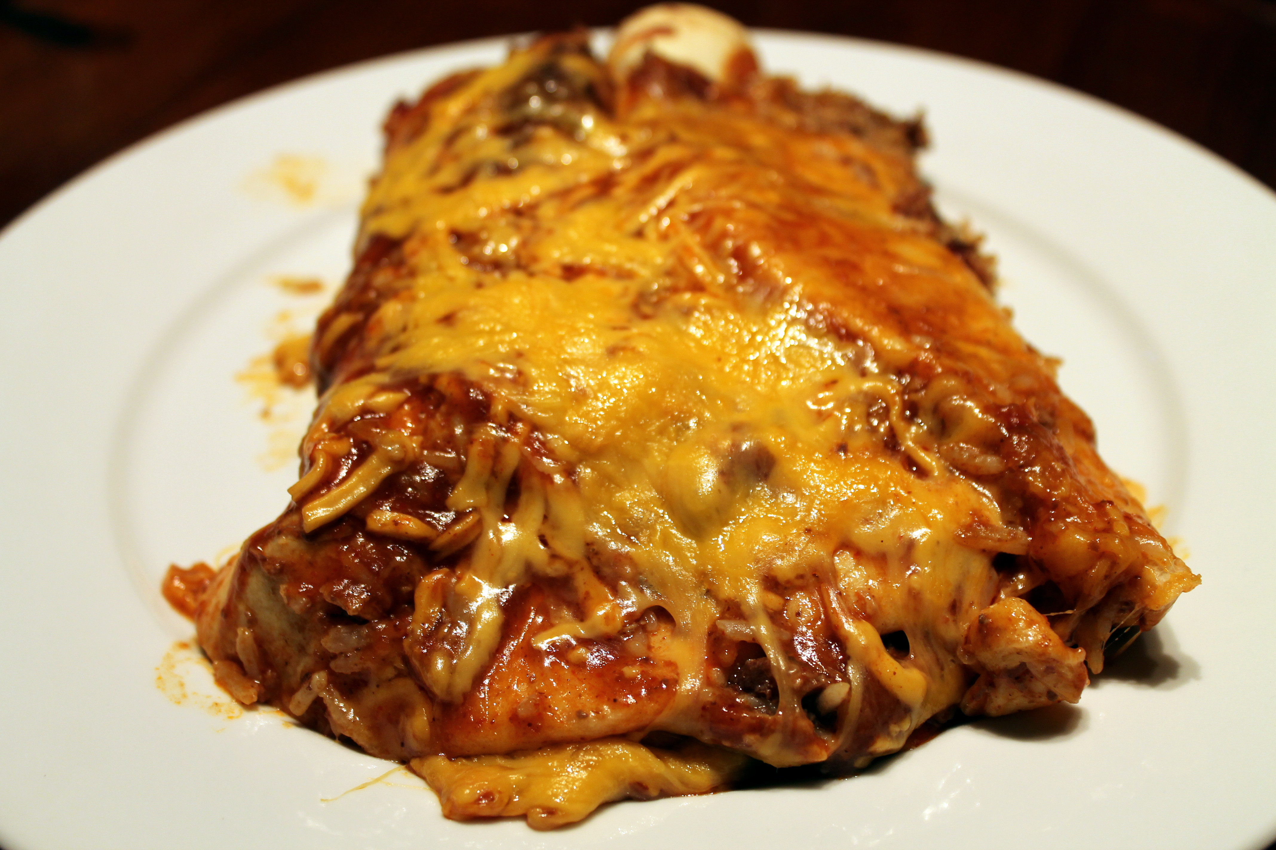 Chicken Mole Enchiladas  Holy Moly Chicken Mole Enchiladas