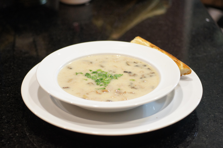 Chicken Mushroom Soup  Food Street