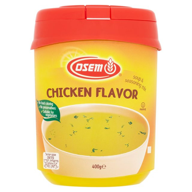 Chicken Noodle Soup Seasoning  Morrisons Osem Chicken Soup& Seasoning Mix 400g Product