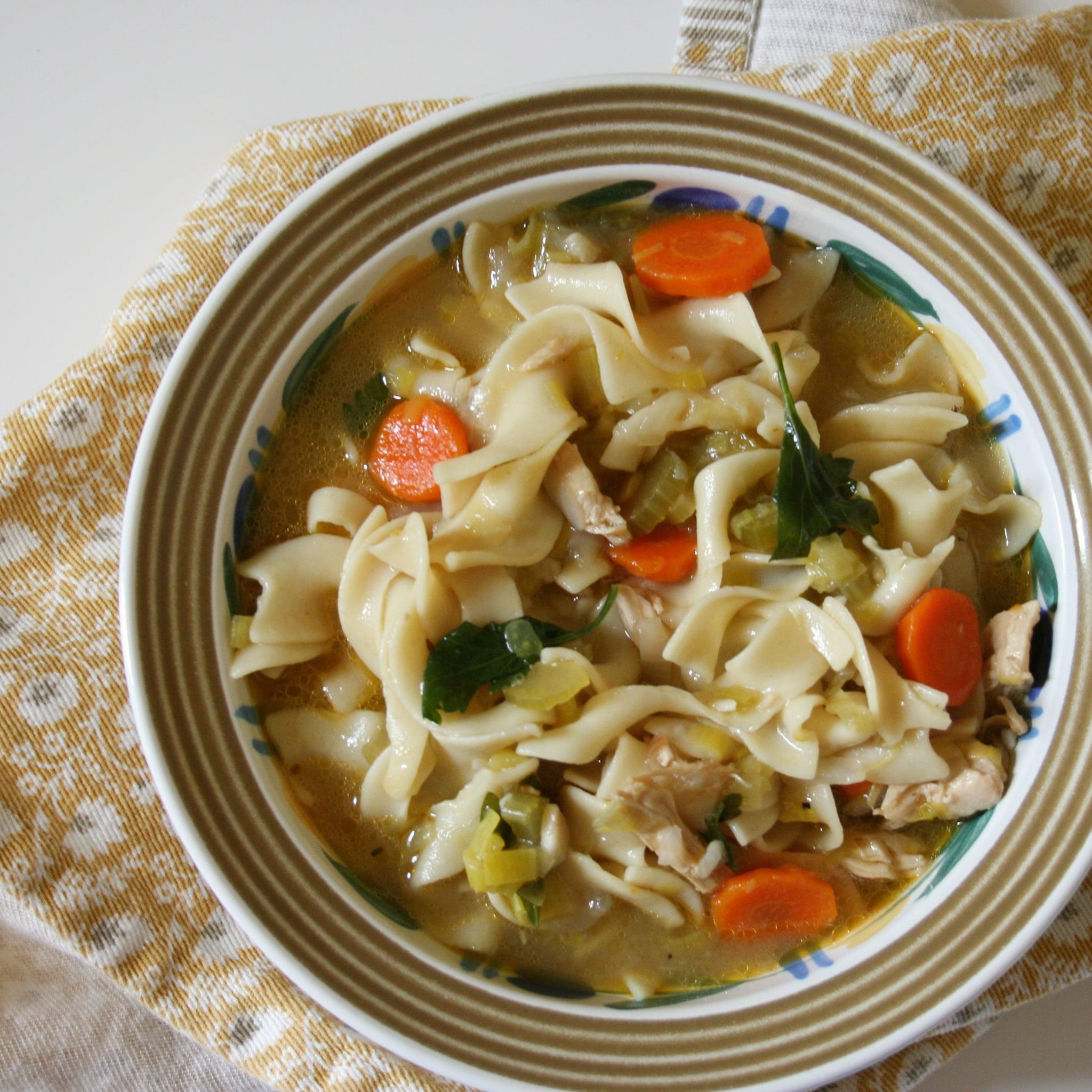 Chicken Noodles Recipe  Food Network Chicken Noodle Soup Recipes