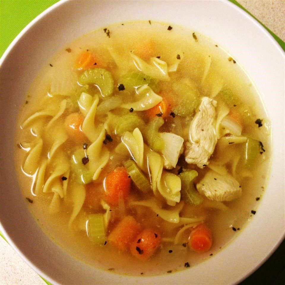 Chicken Noodles Recipe  Quick Chicken Noodle Soup recipe All recipes UK