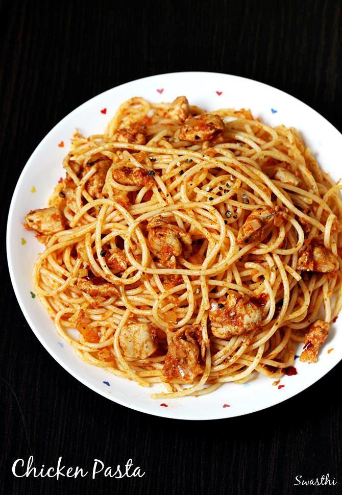 Chicken Noodles Recipe  Chicken pasta recipe How to make chicken pasta
