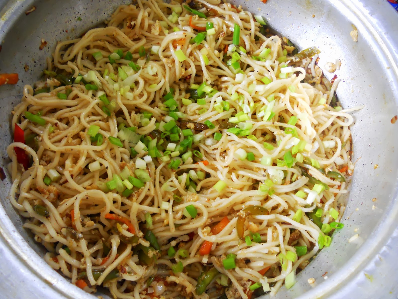 Chicken Noodles Recipe  Egg Noodles Chinese Style