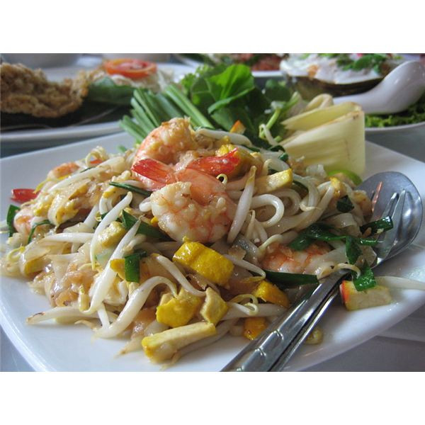 Chicken Pad Thai Calories  Thai Food Calories What Do You Know About The Calories in