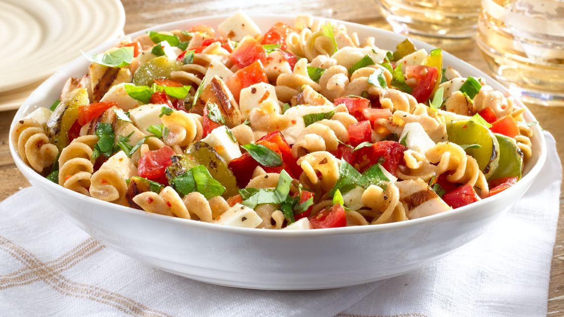 Chicken Pasta Salad  Best Chicken Pasta Salad Recipe — Dishmaps