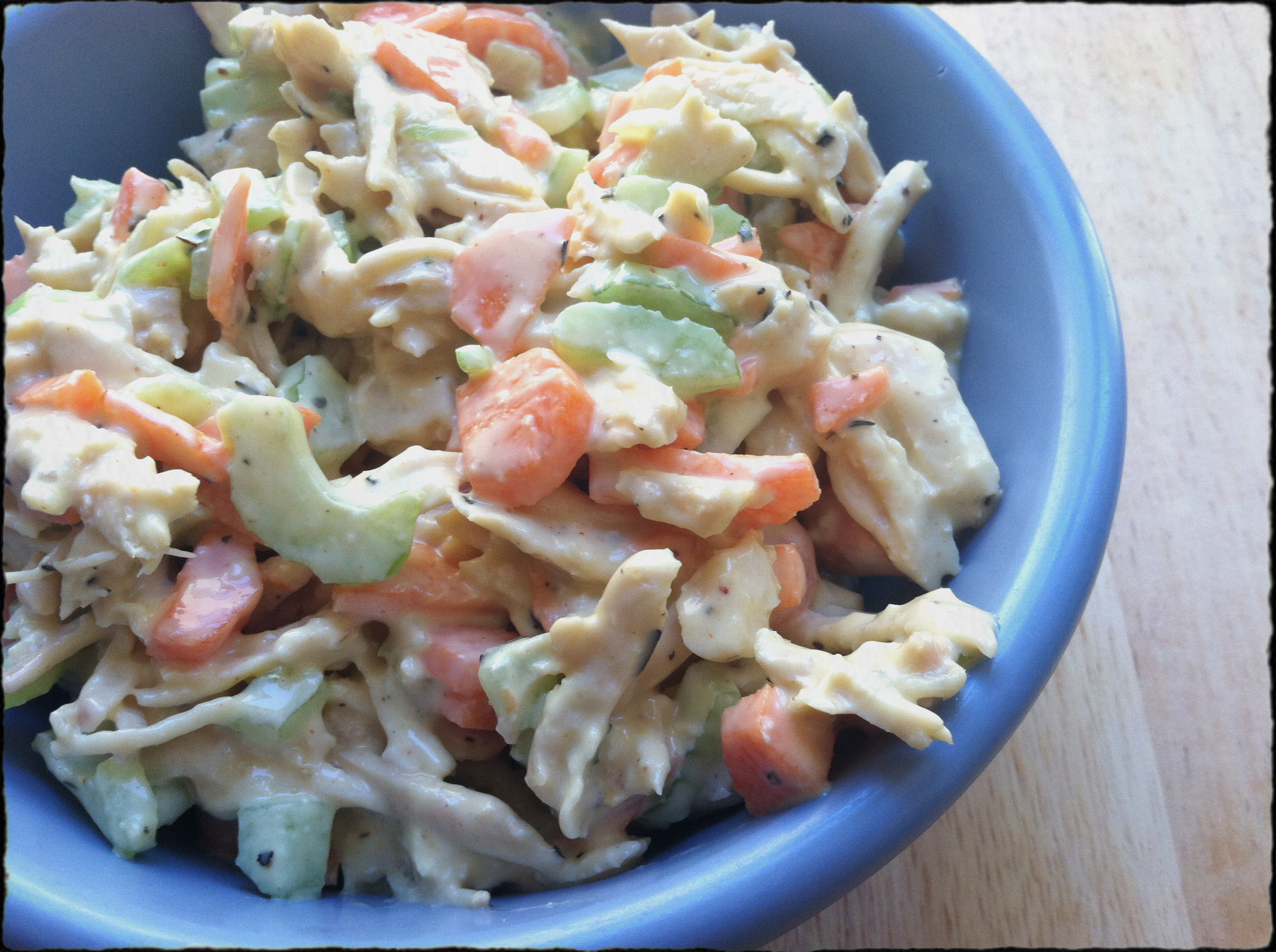 Chicken Pasta Salad With Mayo  Chicken Salad & Paleo Mayonnaise
