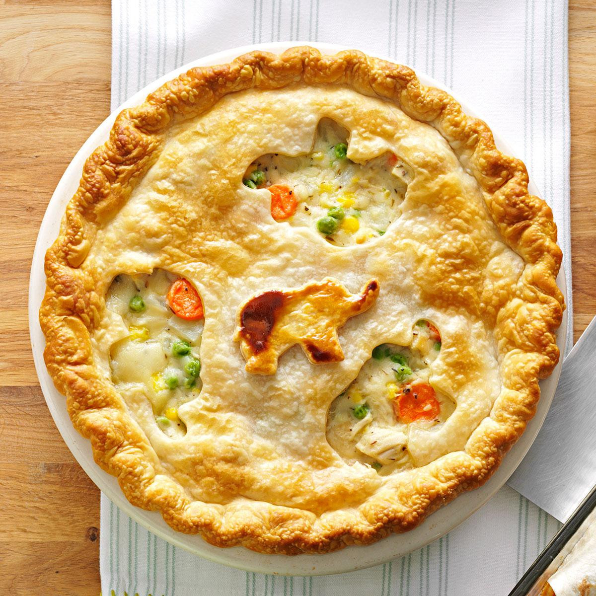 Chicken Pie Recipes  Chicken Pot Pie Recipe