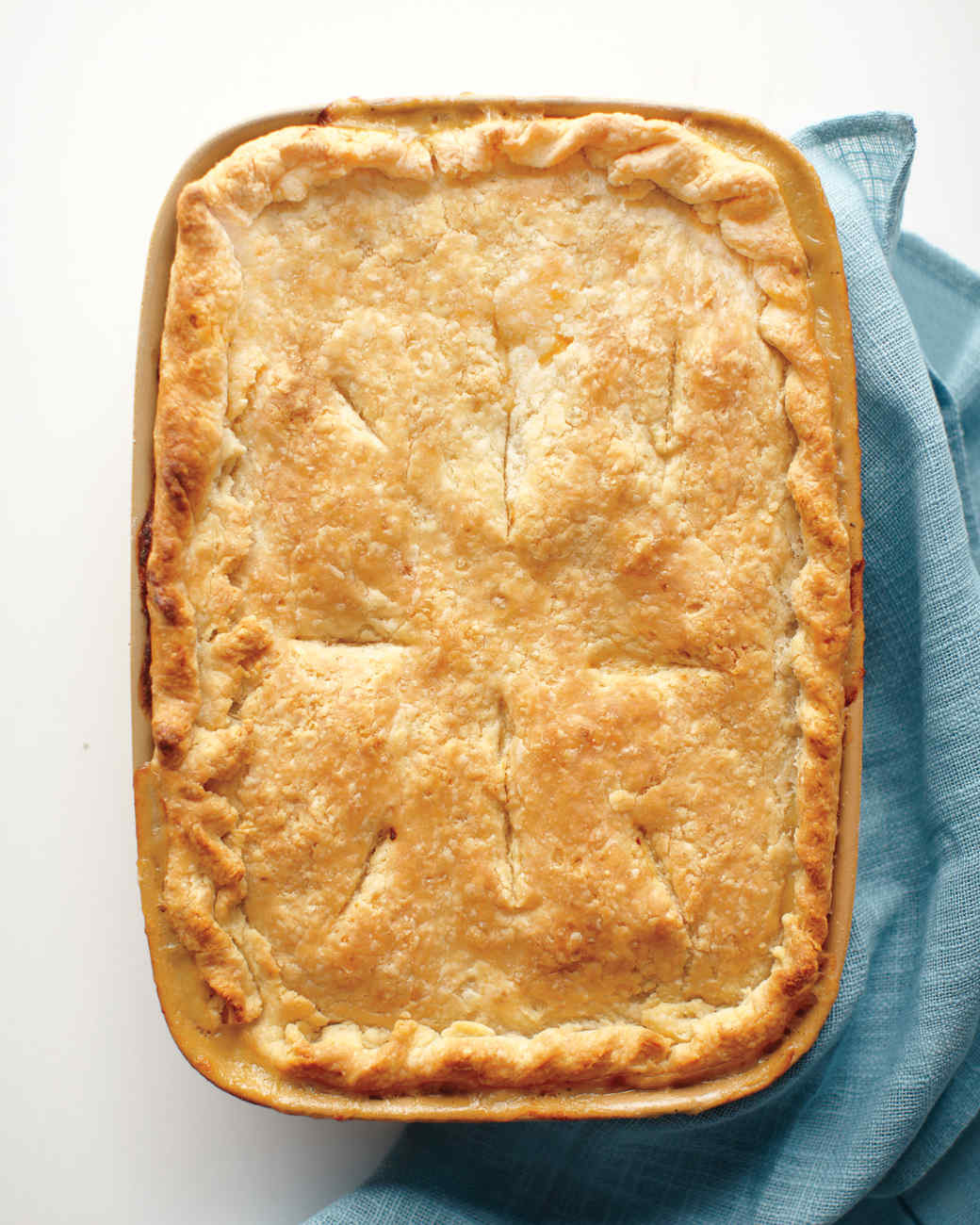 Chicken Pie Recipes  martha stewart chicken pot pie