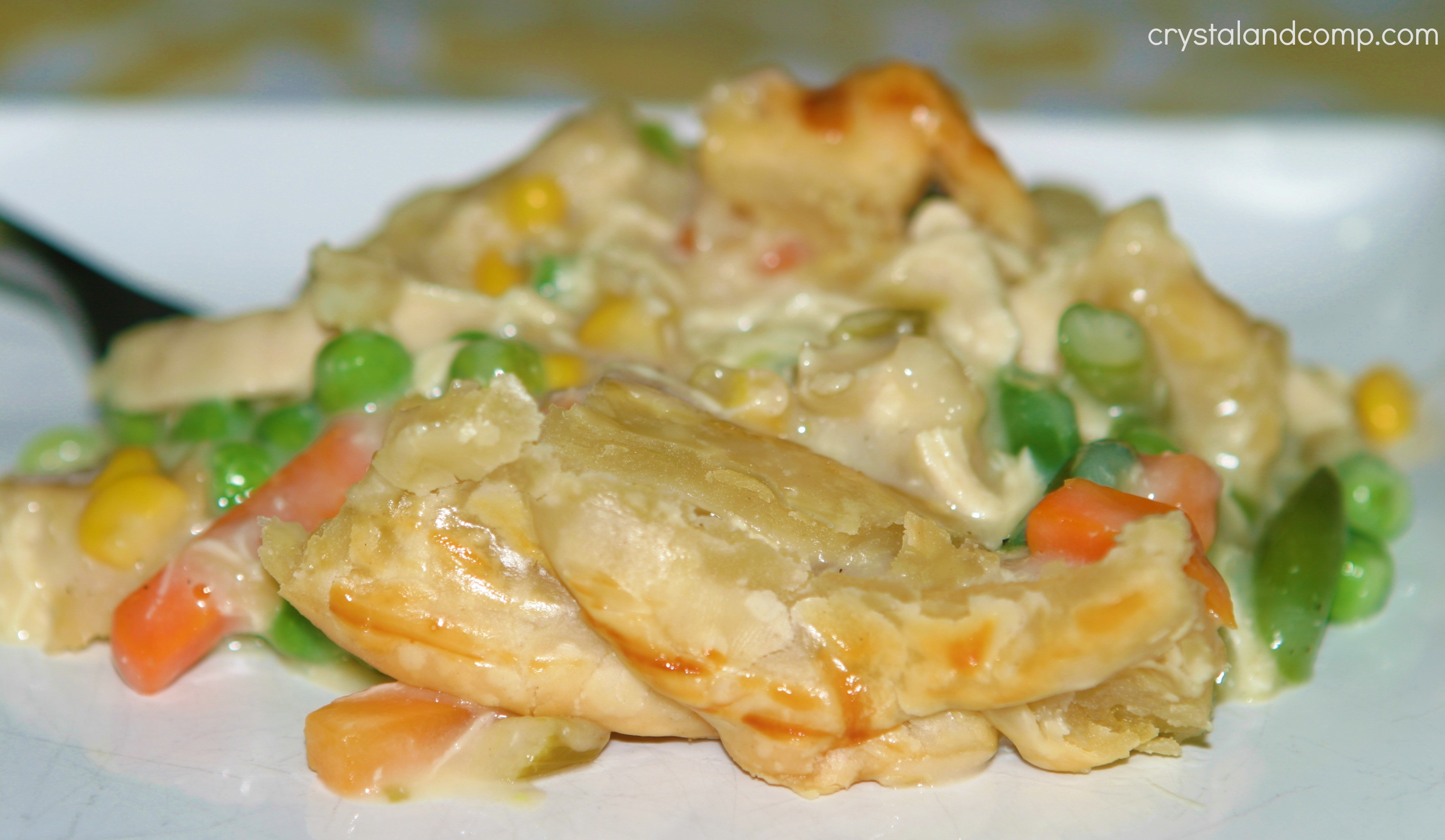Chicken Pie Recipes  Easy Chicken Pot Pie