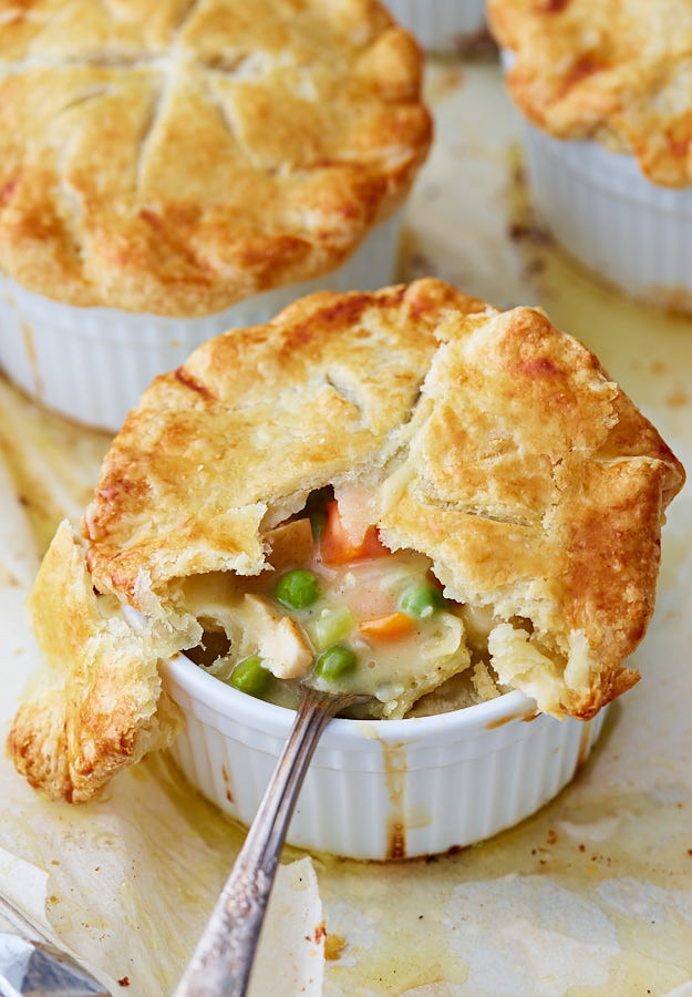 Chicken Pie Recipes  how to make chicken pot pie