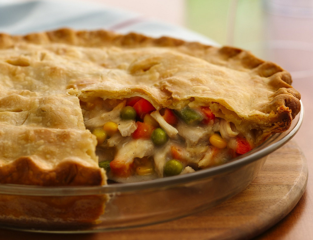 Chicken Pie Recipes  CLASSIC CHICKEN POT PIE RECIPE POT PIE RECIPE