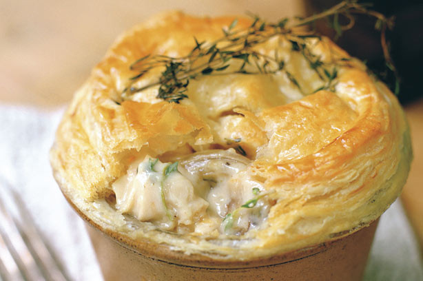 Chicken Pie Recipes  Chicken and mushroom pie recipe goodtoknow