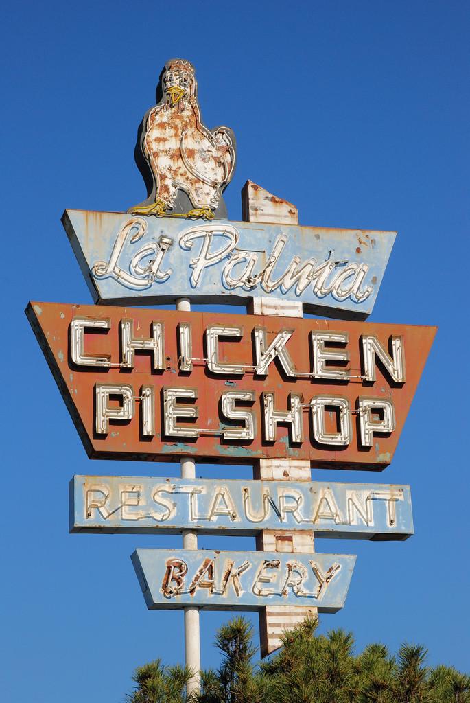 Chicken Pie Shop  La Palma Chicken Pie Shop Anaheim California