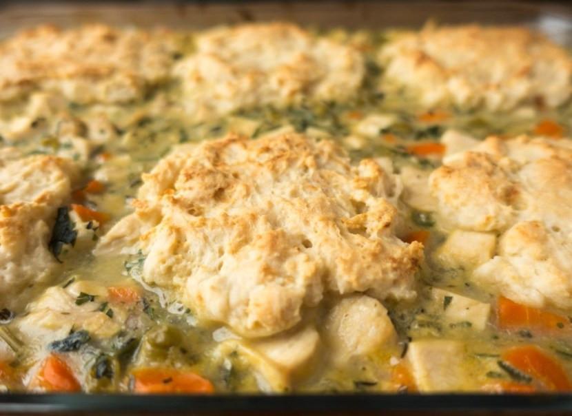 Chicken Pot Pie Calories  Chicken Pot Pie Devour Nutrition