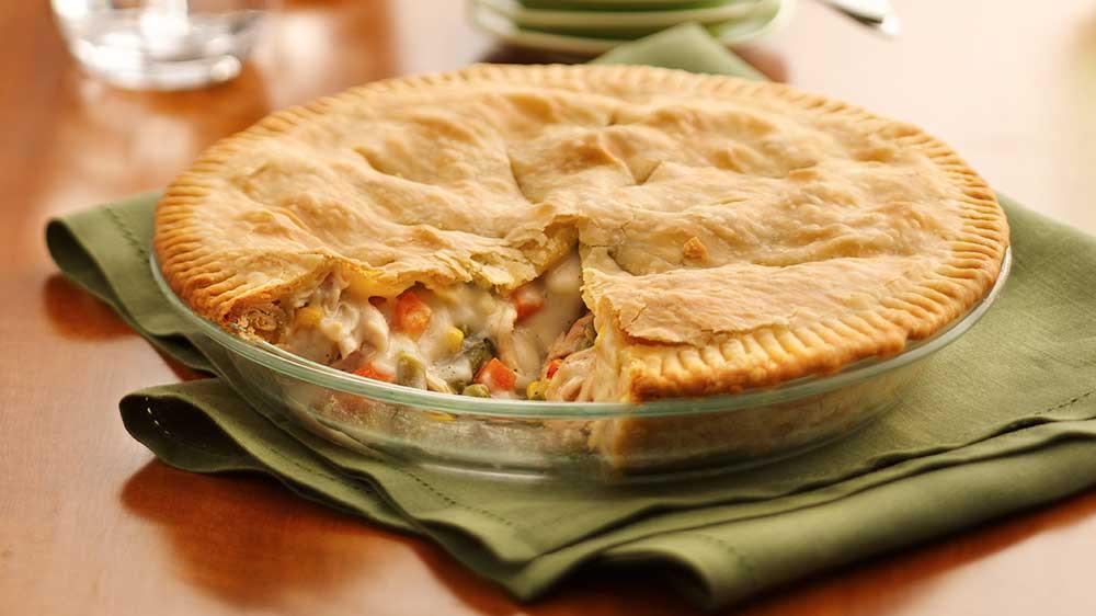 Chicken Pot Pie Crust Recipe  Canna Pot Pie Recipe Recipes Marijuana Blog