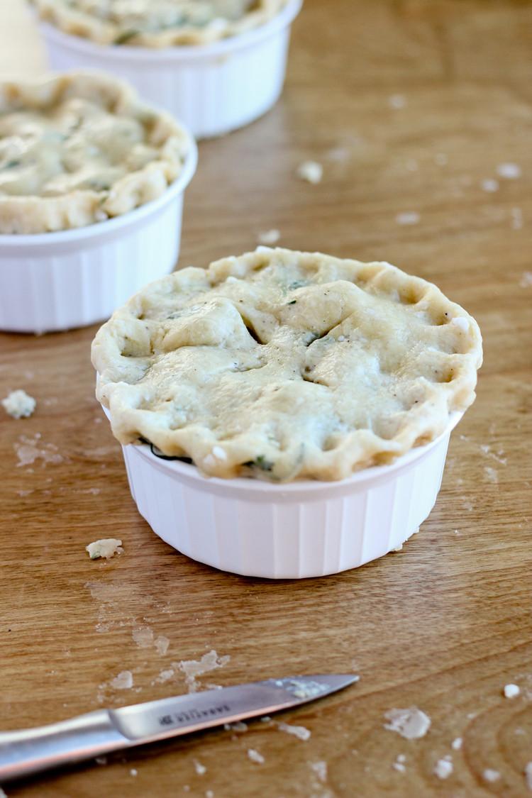 Chicken Pot Pie Crust Recipe  Chicken Pot Pie with Herbed Pie Crust Recipe – Dairy Free