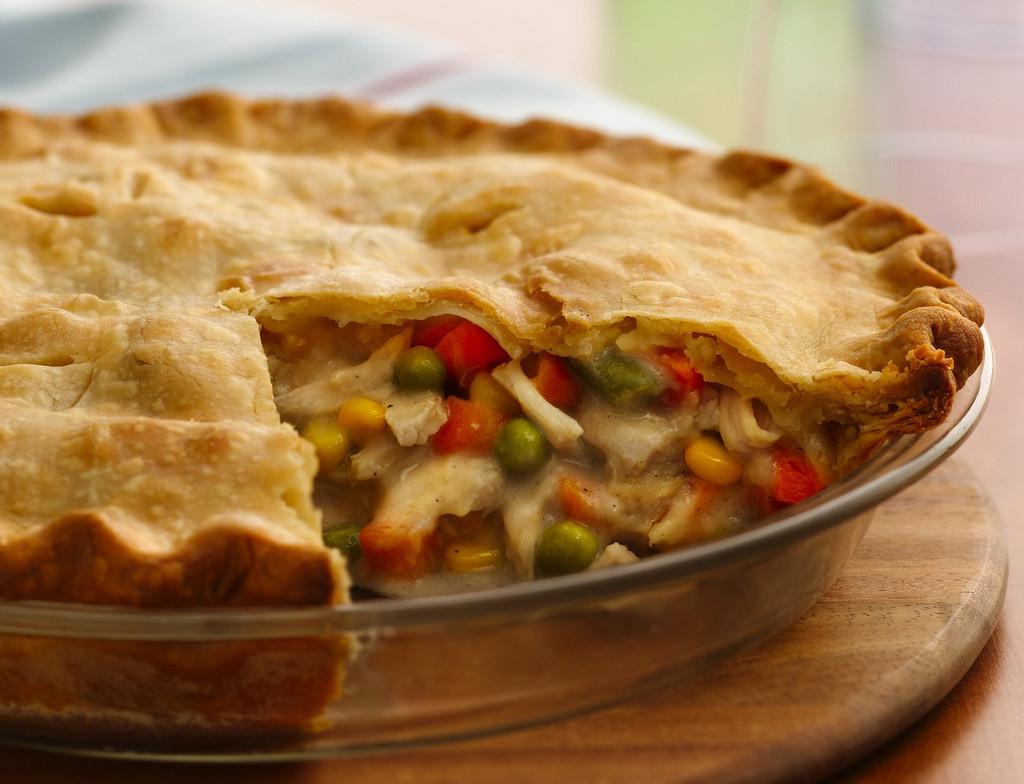 Chicken Pot Pie Crust Recipe  CLASSIC CHICKEN POT PIE RECIPE POT PIE RECIPE