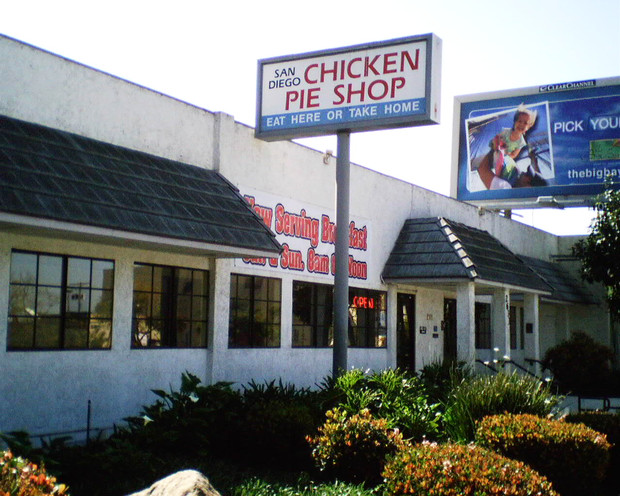 Chicken Pot Pie Shop  The e and ly Chicken Pie Shop