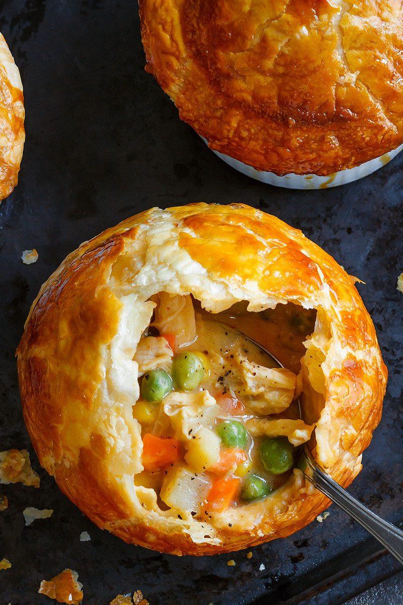 Chicken Pot Pie Shop  Chicken Pot Pie Recipe — Eatwell101