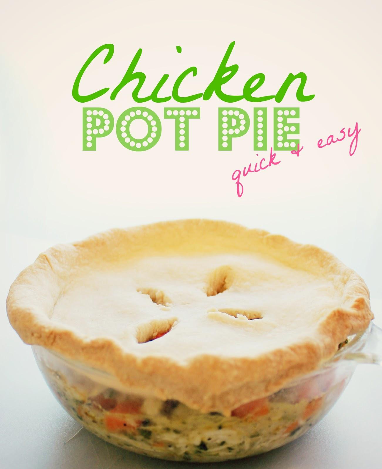 Chicken Pot Pie Shop  The Crafty Housewife Chicken Pot Pie