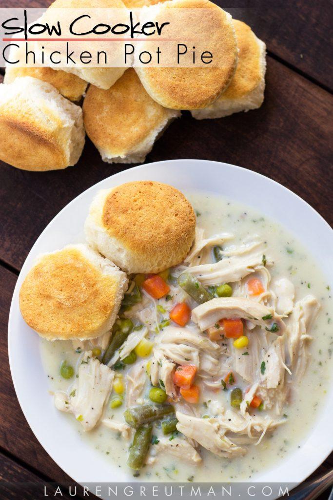 Chicken Pot Pie Soup Crock Pot  Crock Pot Chicken Pot Pie Recipe