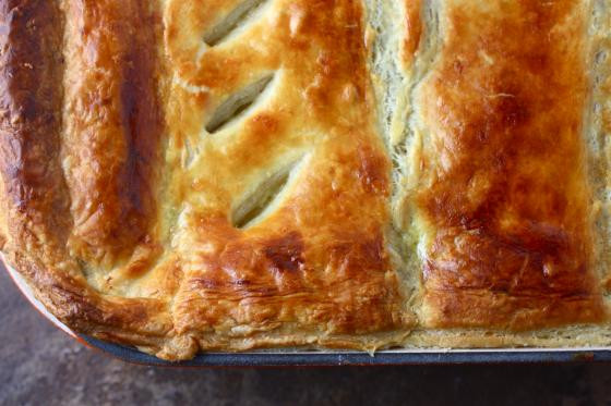 Chicken Pot Pie With Puff Pastry  sa stella S S chow chicken pot pie with puff pastry