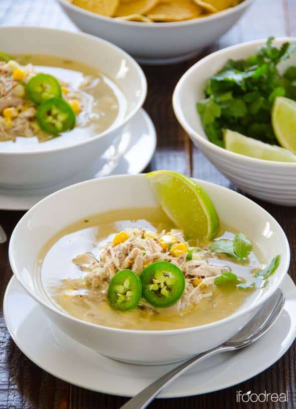 Chicken Quinoa Soup  Lime Quinoa and Chicken Soup iFOODreal Healthy Family
