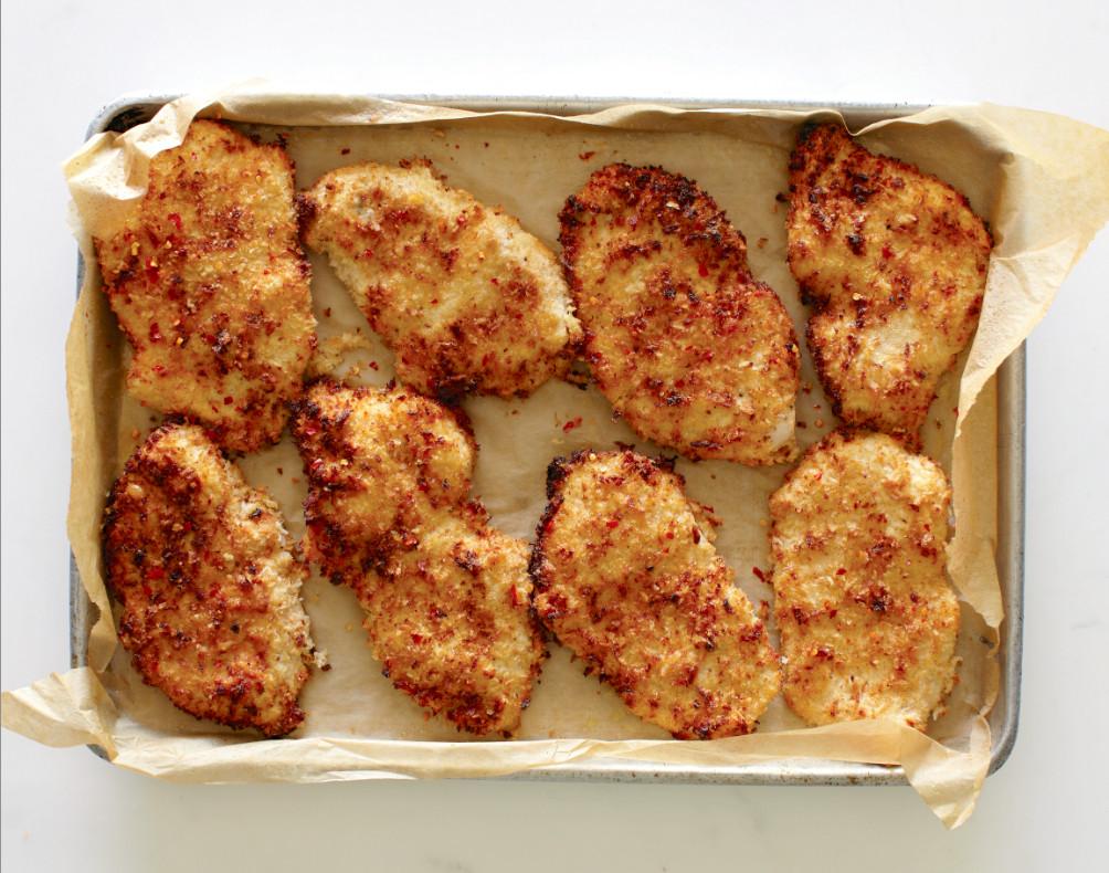 Chicken Recipes Baked  Buttermilk Baked Chicken Recipe Food Republic