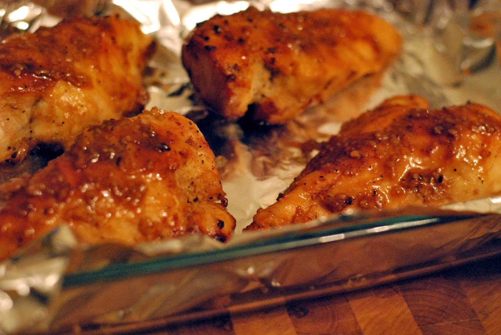 Chicken Recipes Baked  The World s Best Baked Chicken Aunt Bee s Recipes