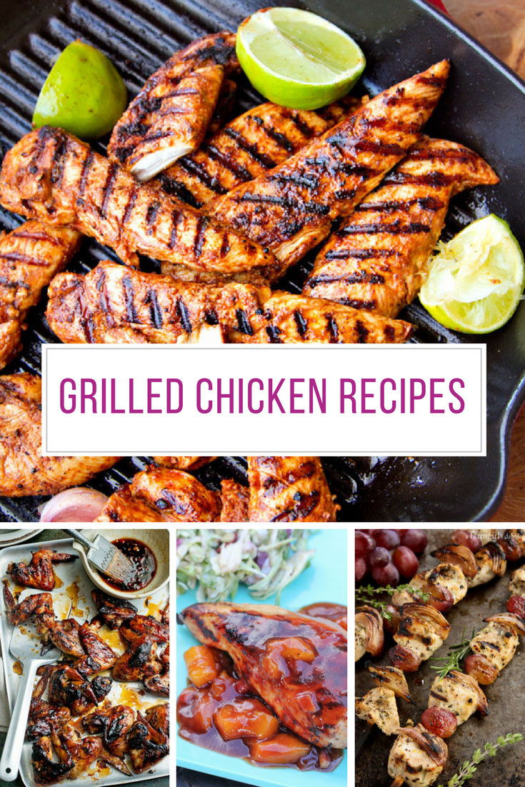 Chicken Recipes For Kids  Kid Friendly Grilled Chicken Recipes Perfect for Summer