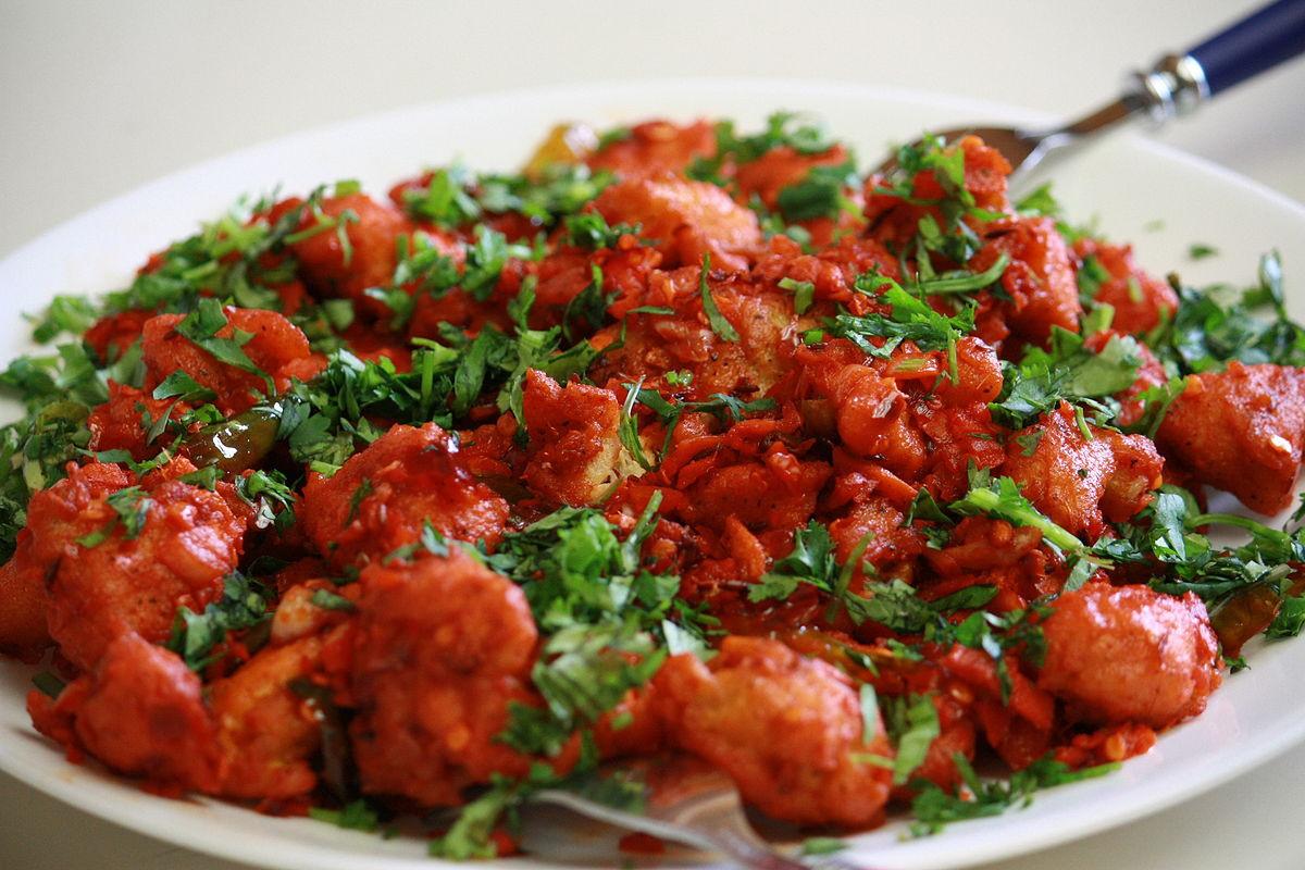 Chicken Recipes Indian  Chicken 65