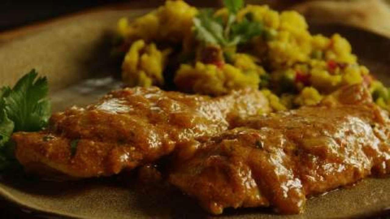 Chicken Recipes Indian  chicken breast recipes indian