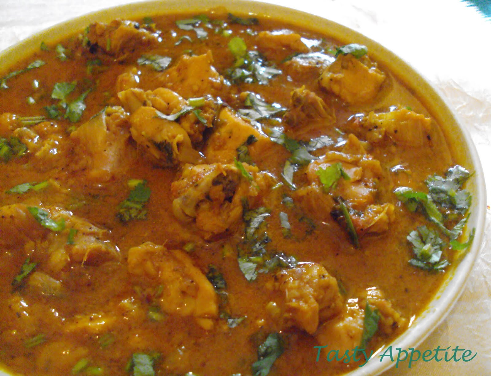 Chicken Recipes Indian  Indian Chicken Curry