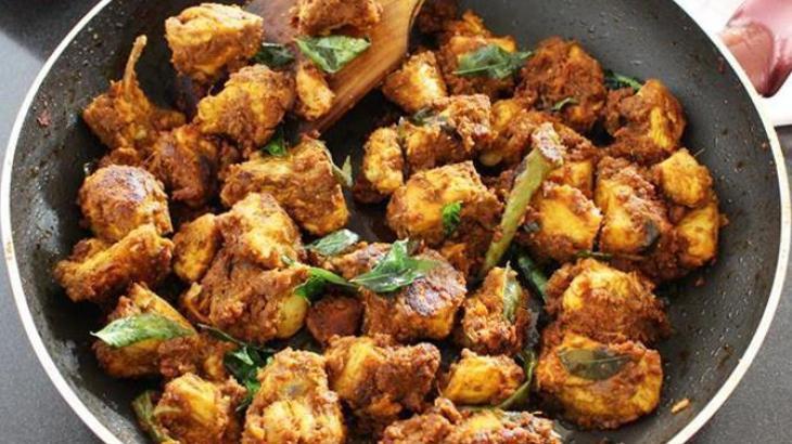 Chicken Recipes Indian  red chicken recipe indian