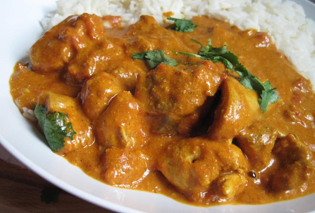 Chicken Recipes Indian  Indian Butter Chicken Murgh Makhani A GLUG OF OIL