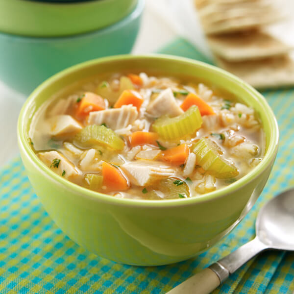 Chicken Rice Soup  Chicken and Rice Soup Recipe