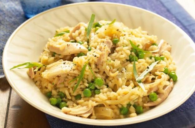 Chicken Risotto Recipes  Chicken risotto recipe goodtoknow